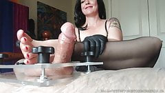 Bastienne Cross Toronto Ball Crushing & Urethral Sounding