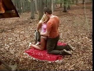 Hot ass girlssex in woods Blonde with nice ass sucks cock in woods