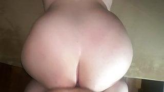 Portuguese wife's BIG ASS