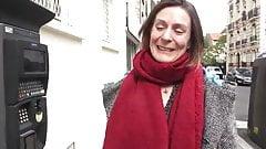 Horny French wife - homemade fuck