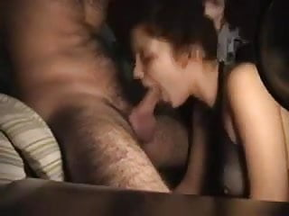 Black ass blow jobs - Home made blow job from wife