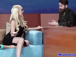 Latina lesbian pornstar videos - Lesbian pornstar devon licks pussy as a maid