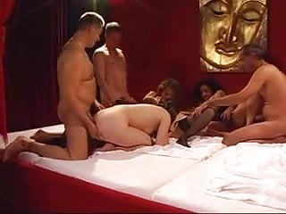 Cowgirl dildo - Swingers party 3