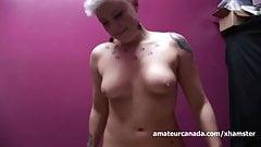 Female domination strap on riding lesbian amateurs