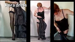I love cross dress in black 67