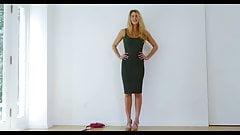 Le casting de la blonde sexy Lauren