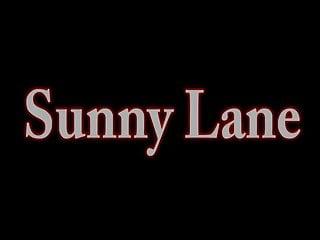 Porn star sunny lane Sunny lane backseat pussy fingering