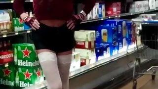 SLUT MUSIC VIDEO Public Sissy Crossdresser Sexy Transgirl