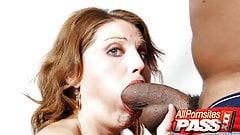 Milf Sky Rodgers Big Black Cock Sucking