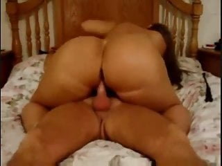 Big ass whitetail - Big ass creampie