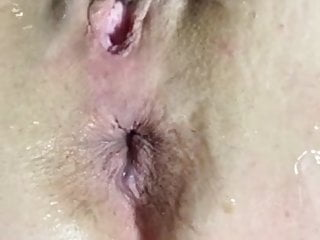 Create a dildo Bbw moms double anal fisting creates squirt fountain her s