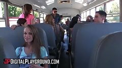 Kaci Lynn Keiran Lee - Steering the Bus Driver - Digital
