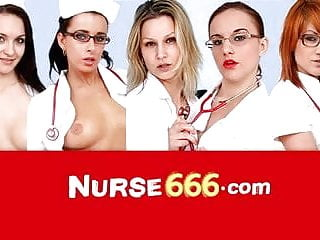 Speculum penetration - Skinny uniform babe amanda vamp speculum play on ob gyn