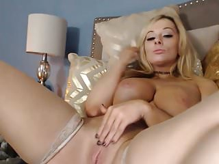 American breasts Big-breasted mature american cam-slut