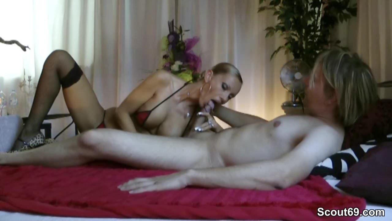 Step Mom Lets Son Fuck Her