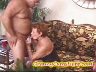 Granny swinger tube - My grannys swingers party with a few daughters too