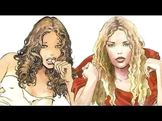 Erotic cartoons comics free membership join - Milo manara - erotic cartoons