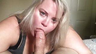 Slut loves cock