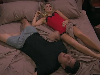 Husband blames anger on no sex Anna hutchison - anger management s239