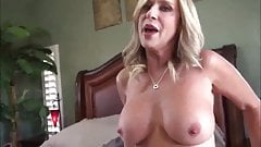 Busty mature gets creampie