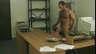 Men for work: the gay cop