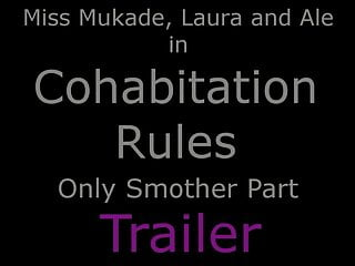 Femdom humiliation podcast Cohabitation rules - smother and femdom humiliation