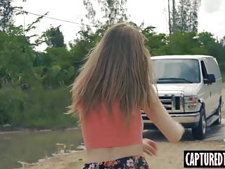 Youtube dick van dyke - Smoking hot teen dolly leigh receives massive dick in a van