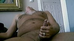 Nice cock daddy stroking