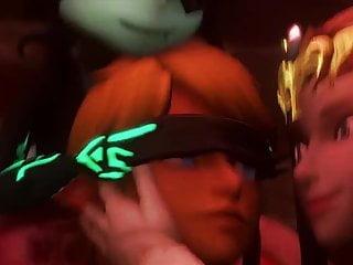 Legend of zelda hentai comincs - Zelda the legend of sex bitch 3