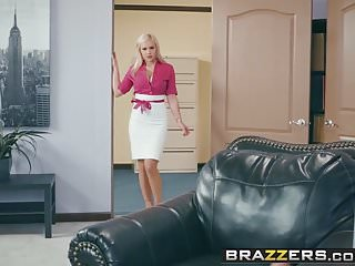 Safe penis exercises Brazzers - big tits at work - not safe for work scene starr