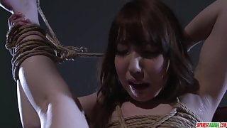Full erotic bondage scenes - More at Japanesemamas.com