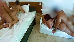 Swapping Wife With Hot Swinger Couple