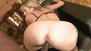Hot Mom love to take a Black Huge Cock in her ASS