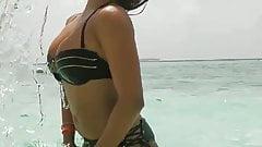 Hot Bikini babes with big boobs