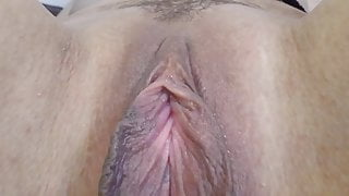 Hot MILF play with her perfect pussy