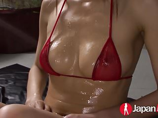 Oiled up girls tgp - Oiled up sexy japanese