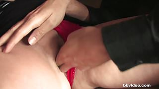 Bbvideo.com Mature German lady takes a hard penis
