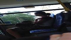 bus flashing
