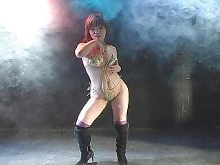 Oily bikini pics - Wgd micro bikini oily dance - suzuka