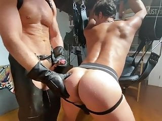 Leather sex gay gay biker