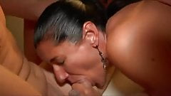 Fucked in a German Swingerclub