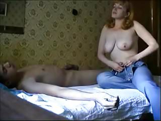 Homemade mother threesome Homemade mother not her own son fantasy