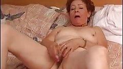 5 abuelas bajándose