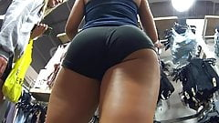 Fit Bubble Butt Bend Over LS2