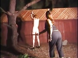 Sexual female whipping - Female whipping