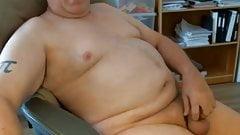 Chubby Straight Man