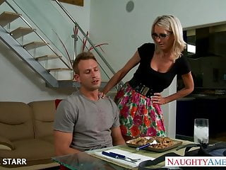Emma starr amateur creampie Blonde babe in glasses emma starr gives titjob
