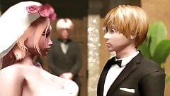 Shemale Wedding Story