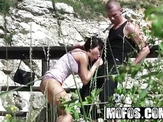 Sex on the mountain - Pervs on patrol - amabella - sex on a rocky mountain - mofos