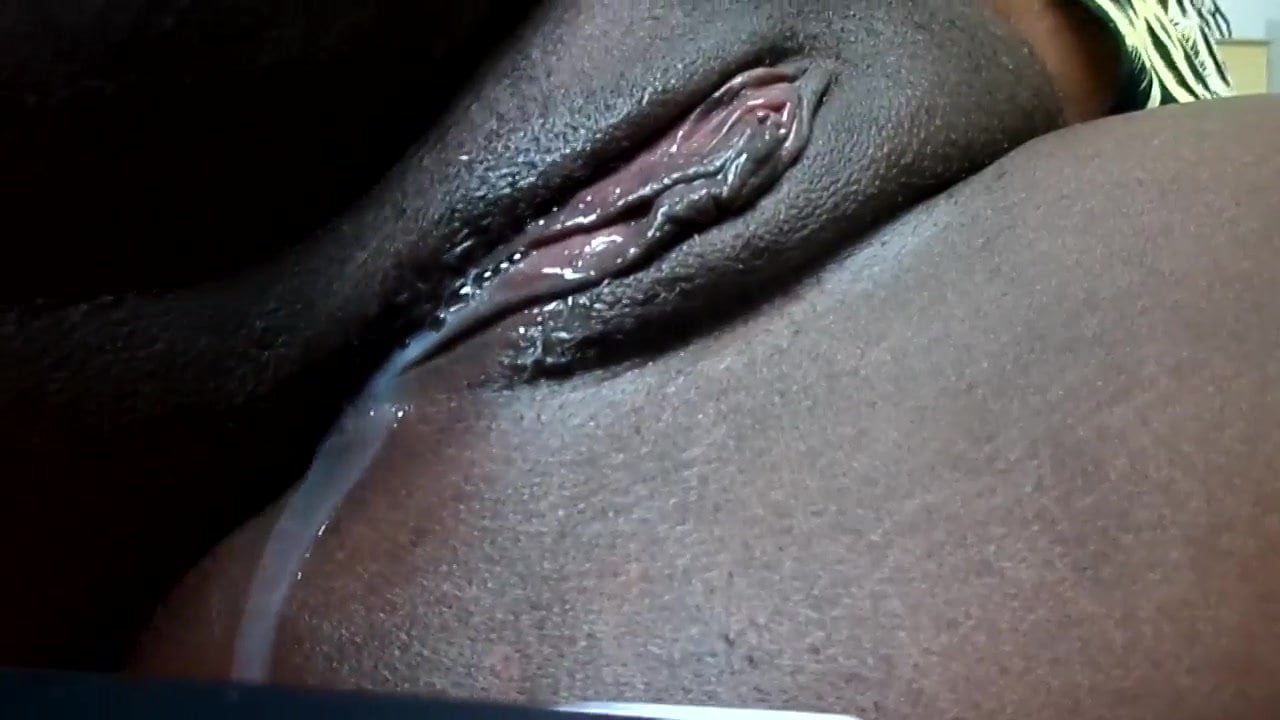 Wet Pussy Riding Black Dick